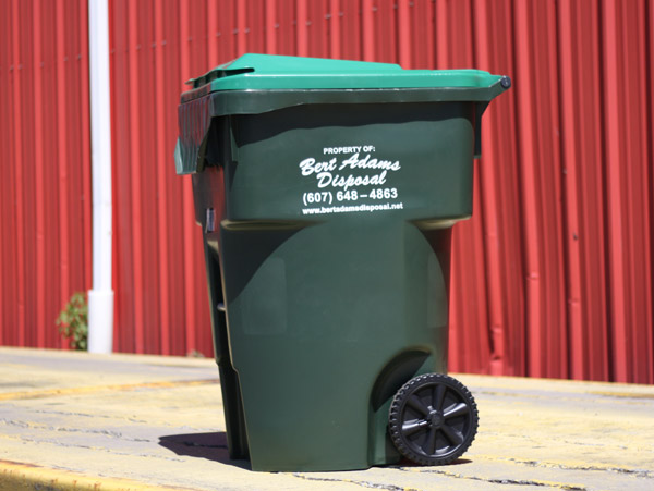 Residential Curbside Garbage Amp Recycling Services Bert
